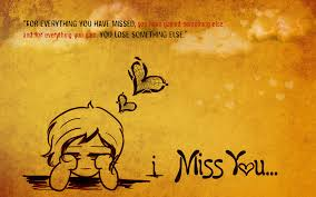 Love Wallpapers With Quotes by Free Download 21 I Miss You Wallpapers With Quotes