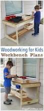 kids u0027 workbench plans build your own kids u0027 woodworking space
