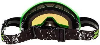 mirrored motocross goggles amazon com 100 unisex goggle green mirror green one size