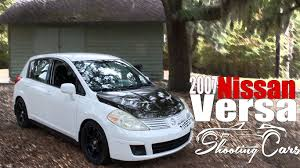 nissan tiida 2008 modified johnathan u0027s nissan versa the sentra swapped hatch youtube
