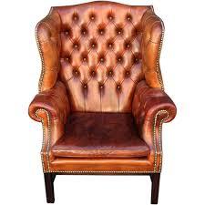 Black Wingback Chair Design Ideas Chair Design Ideas Luxury Tufted Leather Wingback Chair Tufted