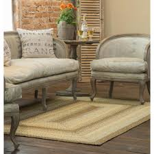 more just in new cotton and jute braided rugs primitive home decors