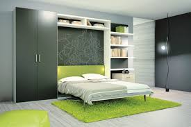 Desk Turns Into Bed Wall Beds Ny Milano Smart Living