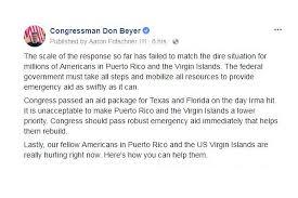 u s representative don beyer