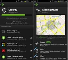 lookout android lookout antivirus security review basic protection for your