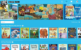 epic unlimited books for chrome web store