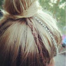hippie hair wrap 12 best saç ipi images on dreadlocks hair ideas and