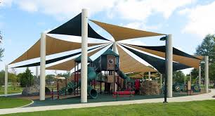 Awning Sails Shade Systems Sails Imaginative Shade Protection For Public Spaces