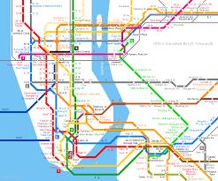 map of new york subway new york city subway map urbanrail net click to expand
