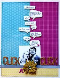 clickclick scrapbooking ideas layout design