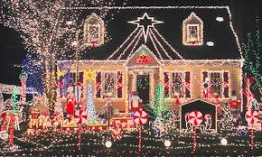 2 story christmas lights texas christmas lights in groupon