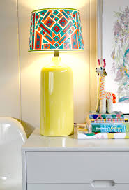 Diy Lamp Shade An Easy Cheap Diy Lamp Shade Project Jungalowjungalow