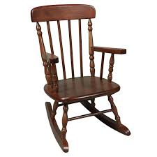 Wooden Rocking Chair Dimensions Kidkraft Just My Size Rocking Chair Hayneedle