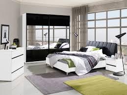schlafzimmer schwarz wei schlafzimmer komplett saragossa hochglanz schwarz weiss möbel