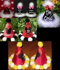 disney birthday hat mickey mouse minnie mouse birthday hat