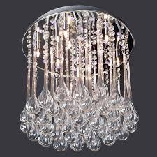 Elegant Crystal Chandelier Lighting Modern Interior Lights Design With Luxury Crystal