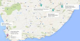 Lesotho Map Batla Minerals U2013 Seeing Beyond U2026