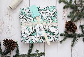 4 kitchen themed gift wrapping ideas lily u0026 val living