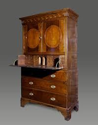 bureau secretaire antique antique secretaire chest bureau bookcase bureau bookcase