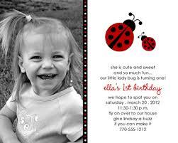1st birthday ladybug invitations iidaemilia com