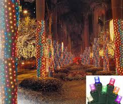 Lights Nets Net Lights For Bushes Led Outdoor Commercial