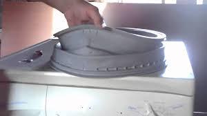 cambiar goma lavadora o reparar por menos de 1 u20ac youtube