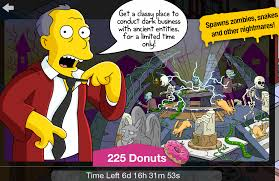 spirit halloween 2015 all things the simpsons tapped out for the tapped out addict in