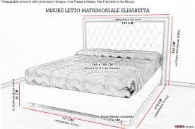 materasso standard best misura materasso matrimoniale gallery modern home design