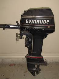 evinrude six horsepower boat motor all boats