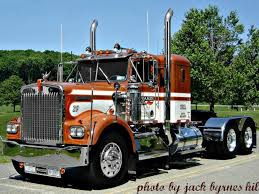 logo de kenworth a big kenworth w9 rollin u0027 a little coal auto truck