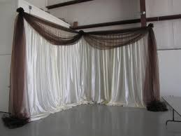 Hanging Curtains From Ceiling by Interior Ceiling Curtain Room Divider Room Dividers Curtain