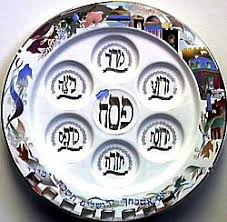 messianic seder plate passover pesach an overview or or brief version