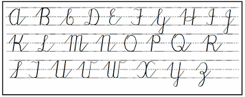 cursive handwriting step step for beginners practical pages