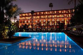Top 10 Hotels In La La Mamounia Of Marrakech Ranks 6th Among Top 10 Castle Hotels