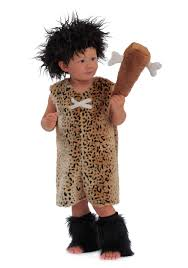 18 Month Halloween Costumes Boys Toddler Caveman Costume