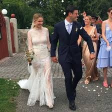 vera wang wedding pernille teisbaek vera wang wedding dress popsugar fashion