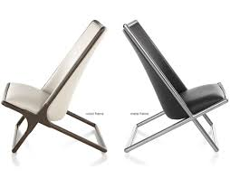 Caper Stacking Chair Scissor Chair Hivemodern Com