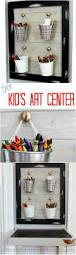 Kids Art Desk And Chair by Adorable U0026 Affordable Diy Kid U0027s Art Center Kids U0027 Crafts