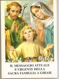 apparizione madonna delle ghiaie ghiaie della pace e della famiglia