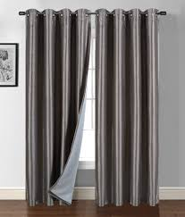 Solar Panel Curtains Siena Home Fashions Buona Notte Blackout Curtain