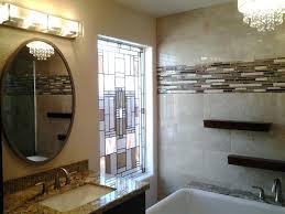 stained glass tile backsplash kitchen glass tile ideas glass