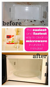 Best Way To Clean A Bathroom Best 25 Microwave Cleaning Ideas On Pinterest Clean Microwave
