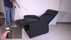 Tony Little Massage Chair Ikayaa Ergonomic Comfortable Padded Massage Recliner Lounge Youtube