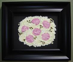 bouquet preservation pressed garden bridal bouquet preservation of roses and hydrangea