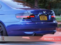 Bmw M3 Coupe - rtint bmw m3 coupe 2008 2012 tail light tint film