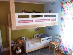 built in bunk beds hand made architecural woodworking floating bunk bed by honore