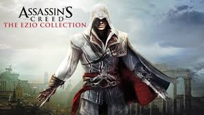 compare old and new versions of assassin u0027s creed the ezio