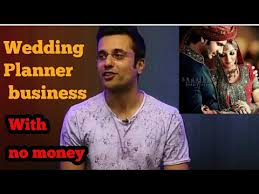Starting A Wedding Planning Business How To Start A Wedding Planner Business With No Money By Sandeep