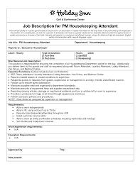Resume Samples Housekeeping Jobs by Housekeeping Supervisor Resume