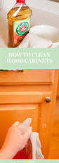 How To Clean Wood Kitchen by How To Clean Wood Kitchen Cabinets And The Best Cleaner For The